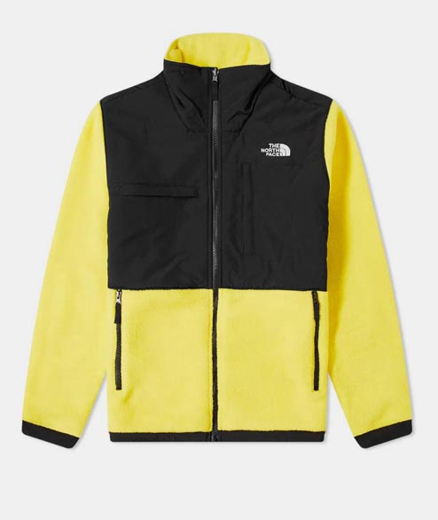 The North Face - Denalli 2 Jacket - TNF Lemon