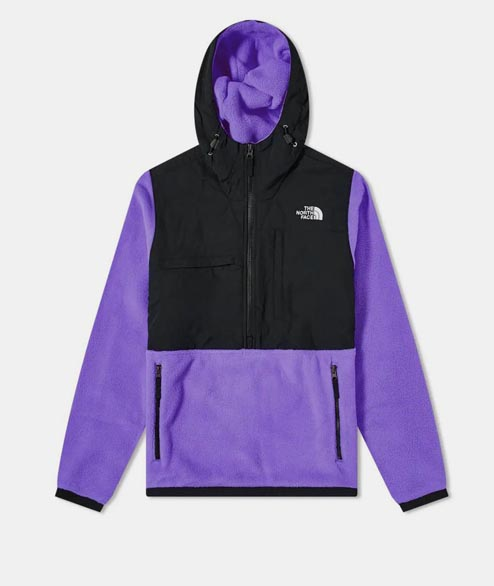 The North Face - Denalli 2 Anorak - Peak Purple
