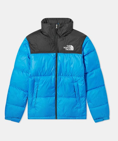 The North Face - 1996 Retro Nuptse Down Jacket - Meridian Blue
