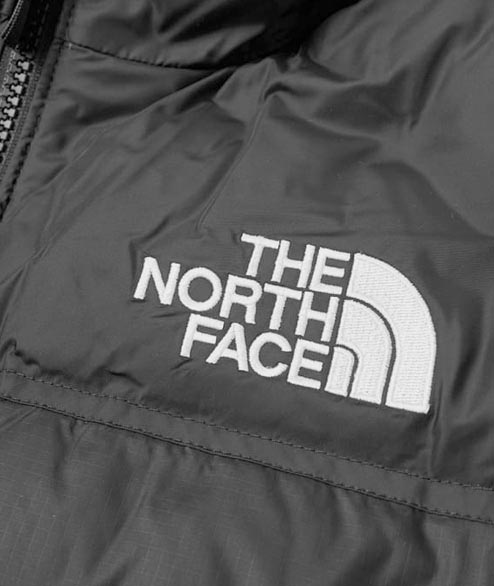 The North Face - 1996 Retro Nuptse Vest - Black