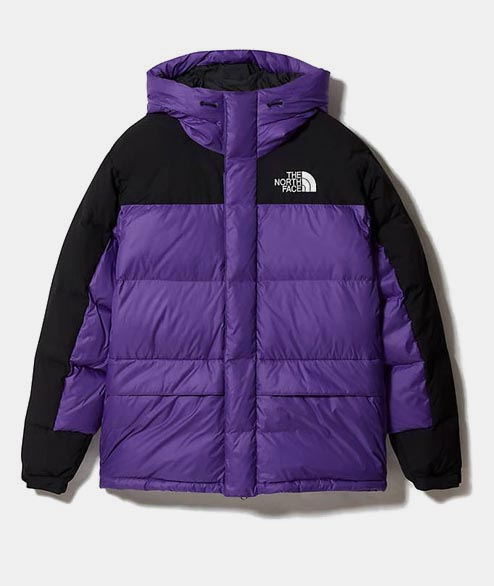 The North Face - Himalayan Down Parka - Peak Purple