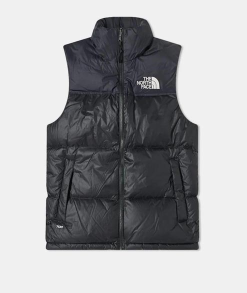 The North Face - 1996 Retro Nuptse Vest - TNF Black
