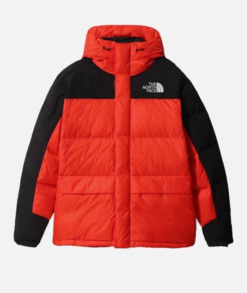 The North Face - Himalayan Down Parka - Flare Black