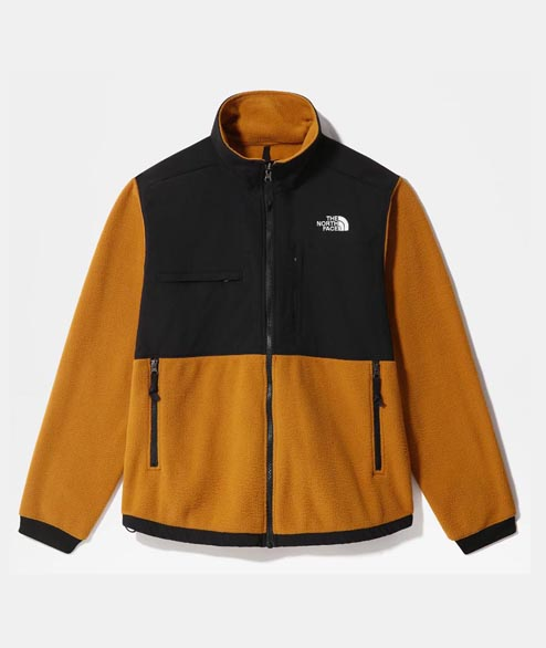 The North Face - Denali 2 Fleece Jacket - Timber Black