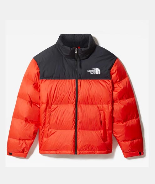 The North Face - 1996 Retro Nuptse Jacket - Flare Black