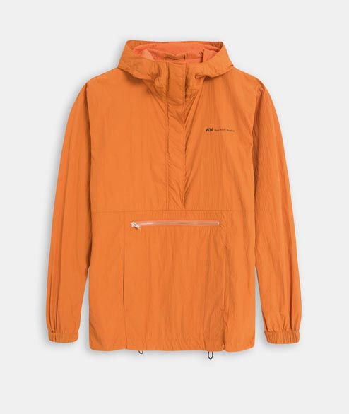 Wood Wood - Loy Jacket - Dark Orange