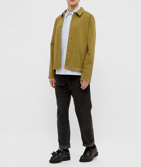 YMC - Groundhog Jacket - Olive