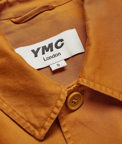 YMC - Groundhog Jacket - Brown
