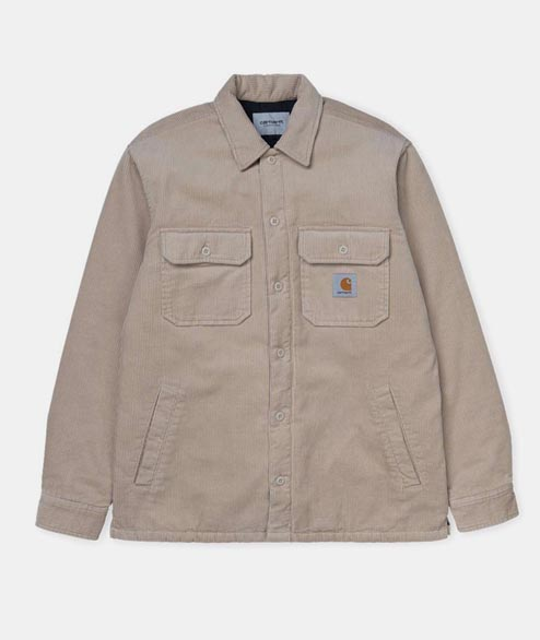 Carhartt WIP - Whitsome Shirt - Cotton Wall