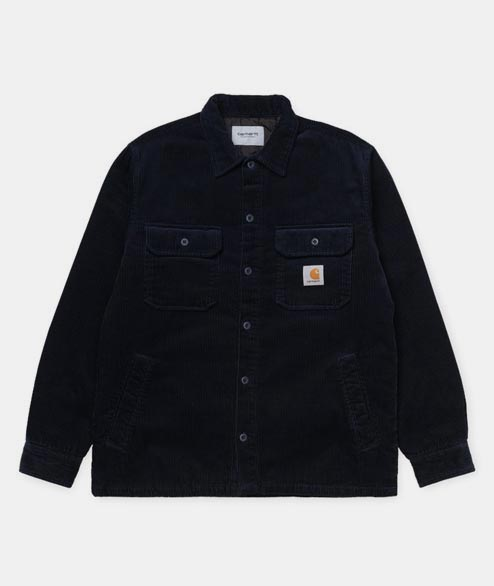 Carhartt WIP - Whitsome Shirt - Dark Navy