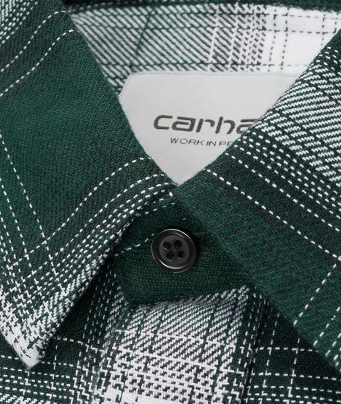 Carhartt WIP - Rigg Shirt LS - Parsley