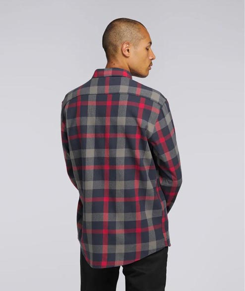 Edwin - Labour Shirt - Ebony Garment Washed