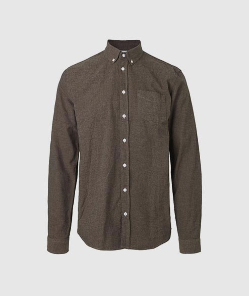 Libertine Libertine - Hunter Shirt - Cognac