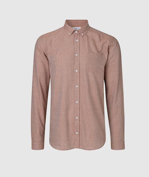 Libertine Libertine - Hunter Shirt - Ochre