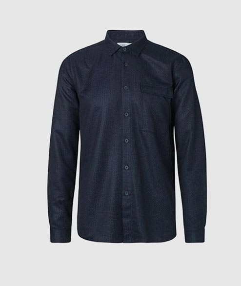 Libertine Libertine - Master Shirt - HQ Blue