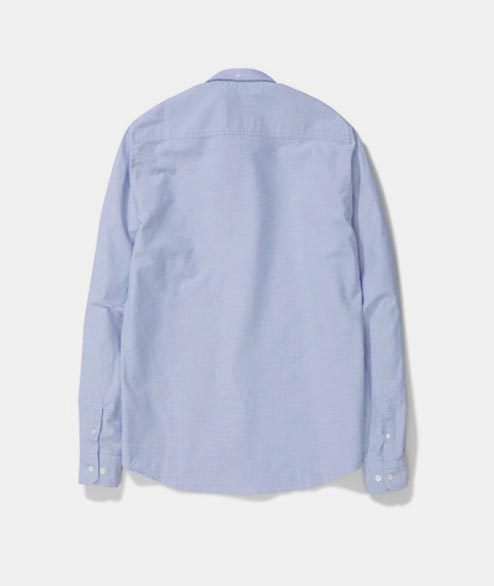 Norse Projects - Anton Oxford - Pale Blue