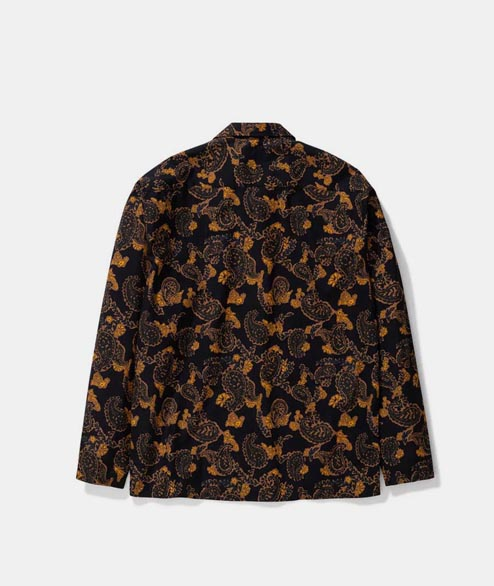 Norse Projects - Carlsten Paisley - Black