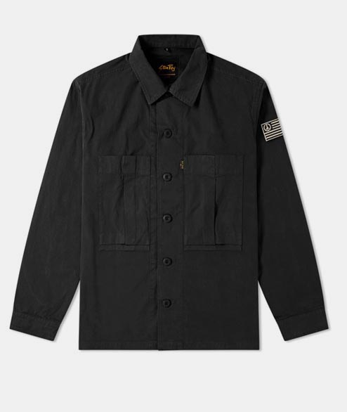 Stan Ray - Utility Shirt - Black