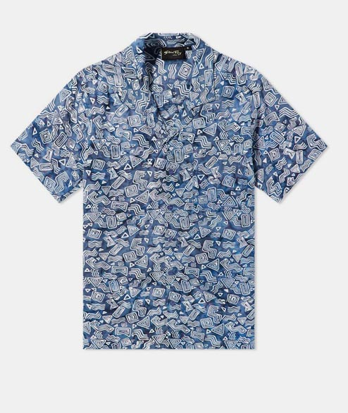 Stan Ray - Tom Tom Batik SS Shirt - Batik