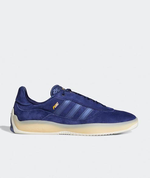 Adidas skateboarding - Puig - Night Sky Chalk White