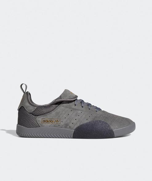 Adidas skateboarding - 3ST.003 - Grey Black