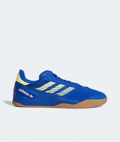 Adidas skateboarding - Copa Nationale - Royal Blue Yellow