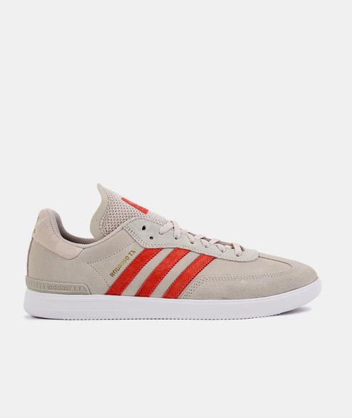 Adidas skateboarding - Samba ADV - Light Brown Pink