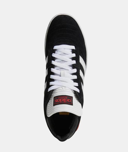 Adidas skateboarding - Busenitz - Black White Red