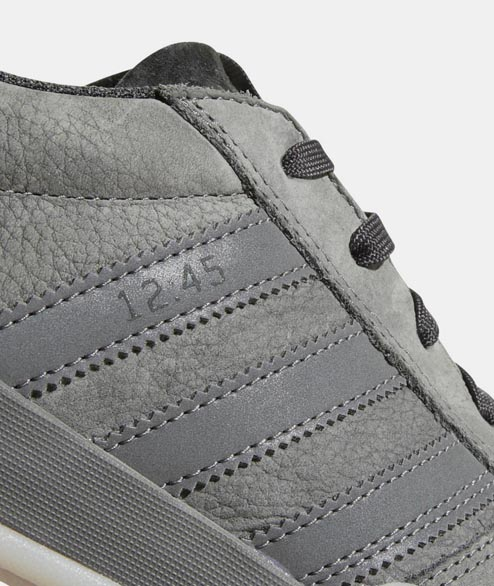 Adidas skateboarding - City Cup X Numbers - Grey One Carbon