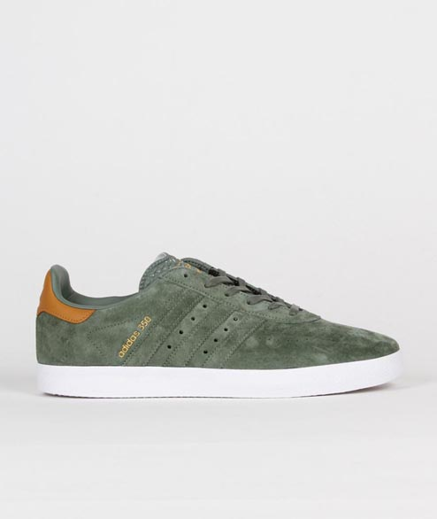 Adidas originals - 350 - Olive Brown