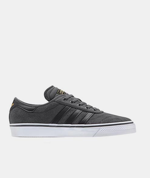 Adidas skateboarding - Adi Ease Premiere - Dark Grey Black