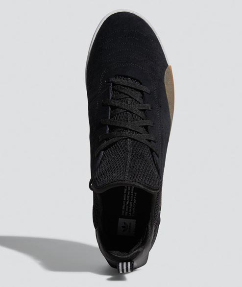 Adidas skateboarding - 3ST.003 - Black White
