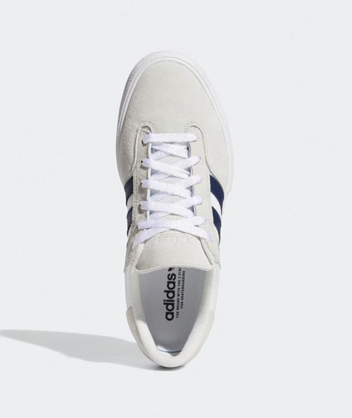 Adidas skateboarding - Matchbreak Super - White Navy Gold
