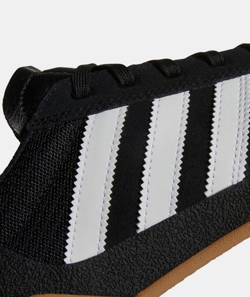 Adidas skateboarding - City Cup - Black White Gum