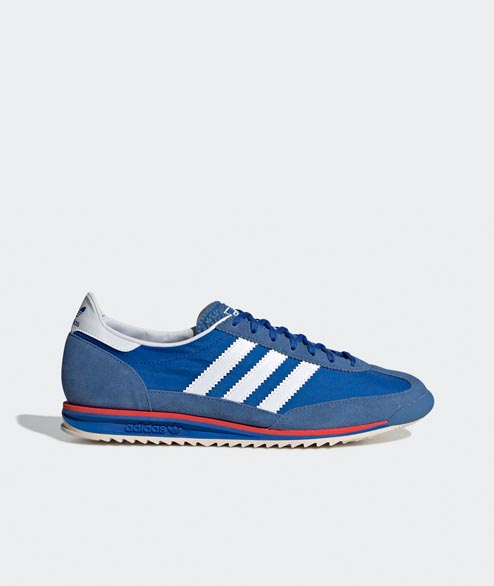 Adidas originals - SL 72 - Blue White