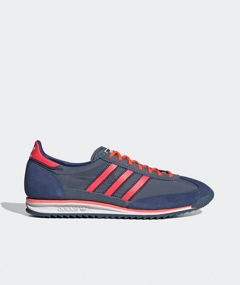 Adidas originals - SL 72 - Navy Red
