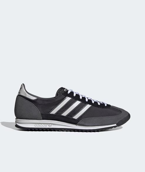 Adidas originals - SL 72 - Black Grey