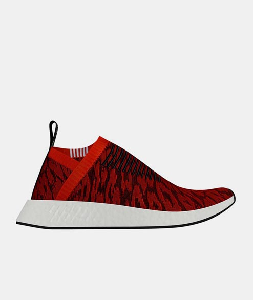 Adidas originals - NMD CS2 PK - Harvest Red