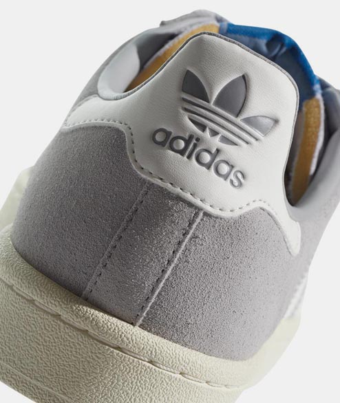 Adidas originals - Campus - Grey White