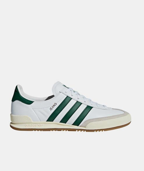 Adidas originals - Jeans - White Green