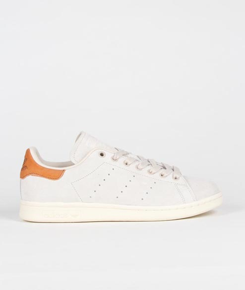 Adidas originals - Stan Smith - Clear Brown Of White