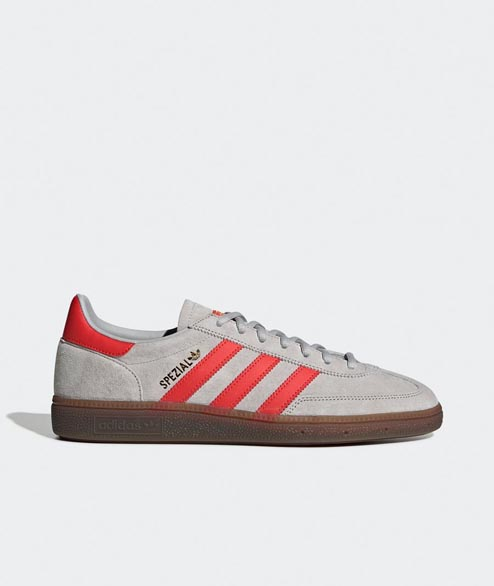 Adidas originals - Handball Spezial - Grey Red Gum
