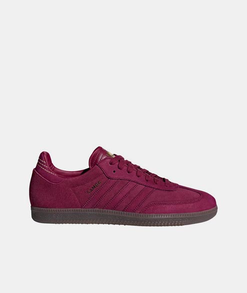 Adidas originals - Samba FB - Mystery Ruby