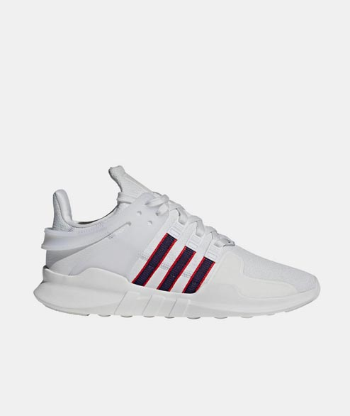Adidas originals - EQT Support ADV - White Navy Red