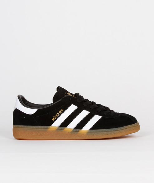 Adidas originals - Munchen - Black