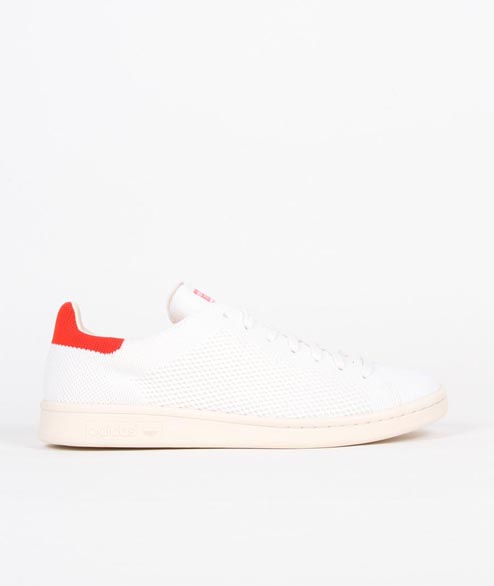 Adidas originals - Stan Smith OG PK - White Red