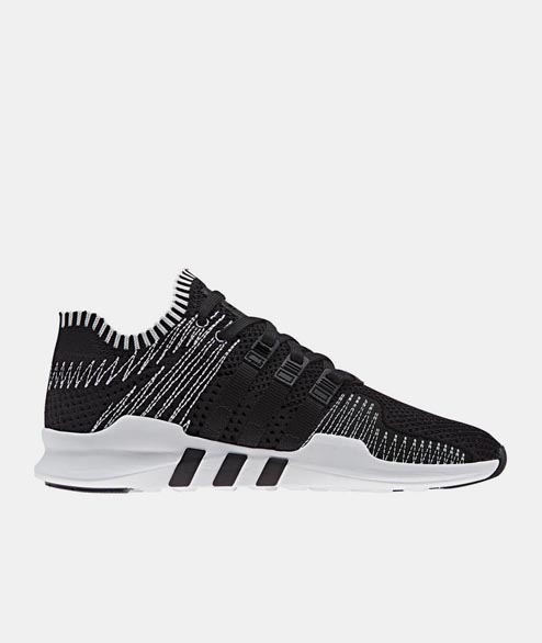 Adidas originals - EQT Support - Black White