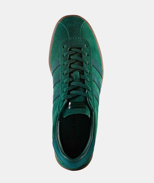 Adidas originals - Bermuda - Green Black Gum