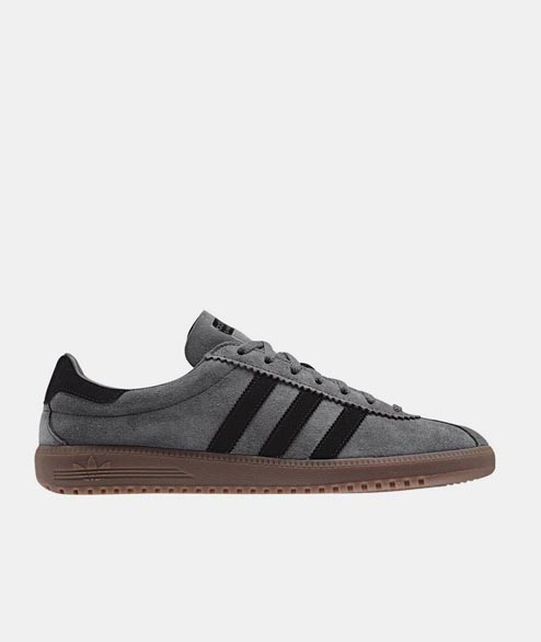 Adidas originals - Bermuda - Grey Black Gum