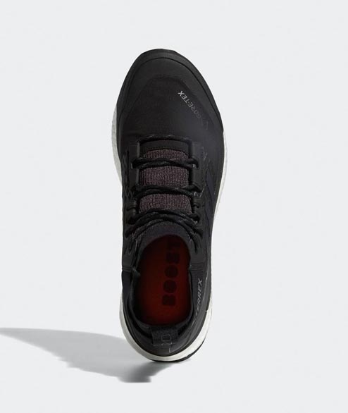 Adidas originals - Terrex Free Hiker Gore Tex - Black Anthracite Red